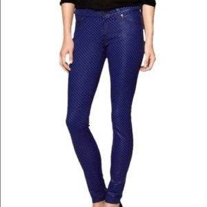 7 For All Mankind Second Skin Legging Jeans